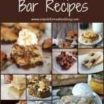 My Favorite Bar Recipes