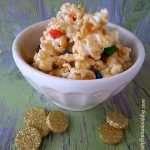 Pot of Gold Rainbow Crunch – Marshmallow Caramel Popcorn