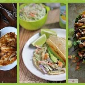 15 Seafood Tacos
