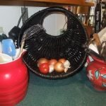 Goodwill Onion Basket