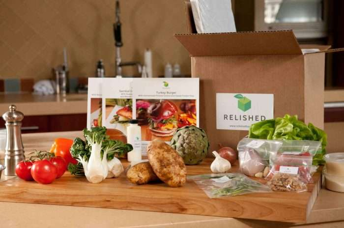 Relished - Get 3 dinners delivered to your door every week, so fresh and good