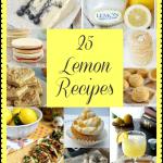 25 Lemon Recipes