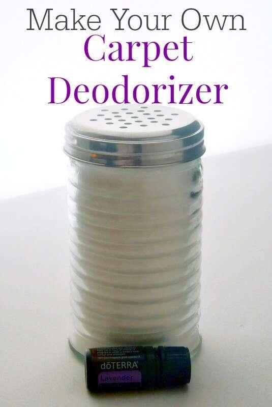 Homemade Carpet Deodorizer Powder Miss Information