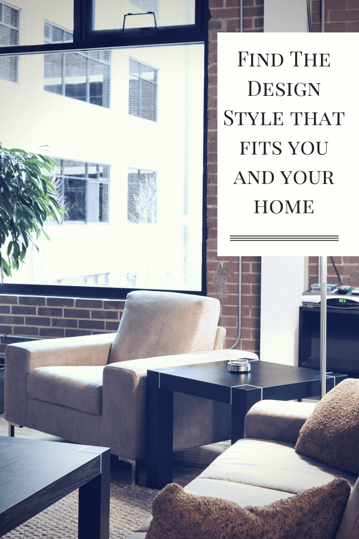 How to find a style that fits you , your spouse, and your home