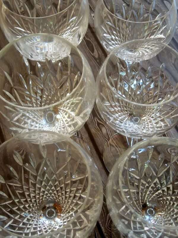 Crystal Stemware Care