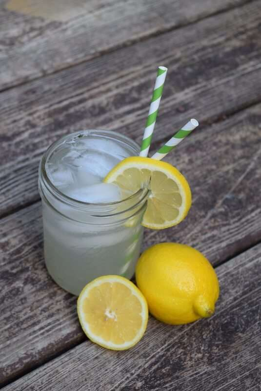 This is not your kids lemonade - try my adult version it's my favorite summer drink
