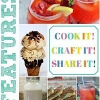 This weeks most viewed links @ Cook it Craft it Share it!