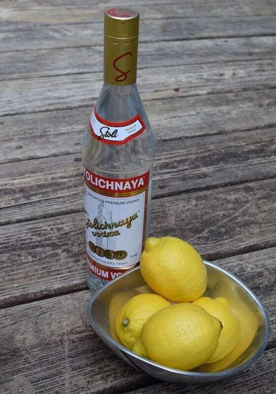 Stoli Vodka is my favorite and makes the best lemonade cocktail get the recipe here