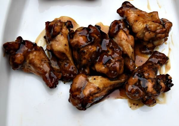 Asian Teriyaki Wings - Miss Information