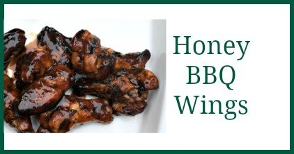 Chicken Wings on the Grill 4 ways and Big Green Egg grilling tips - Miss Information