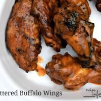 Buttered Buffalo Chicken Wings