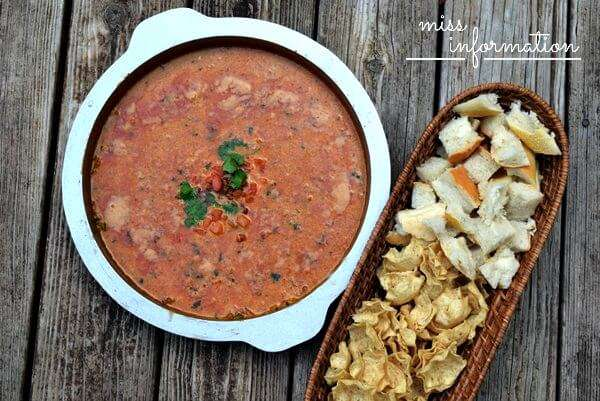 Make this dip right on your grill or stove top, Chorizo Cheeze dip is the perfect recipe for parties or tailgates