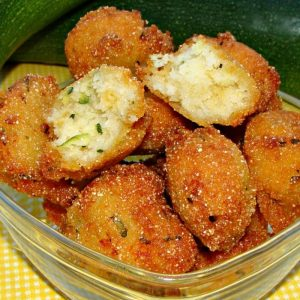 Zucchini Hushpuppies - Miss Information