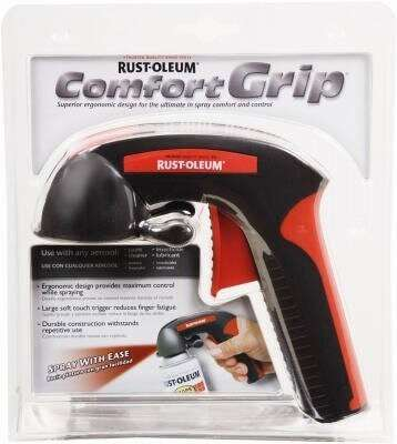Rustoleum Comfort Grip for Easy Spray Painting - Miss Information Blog
