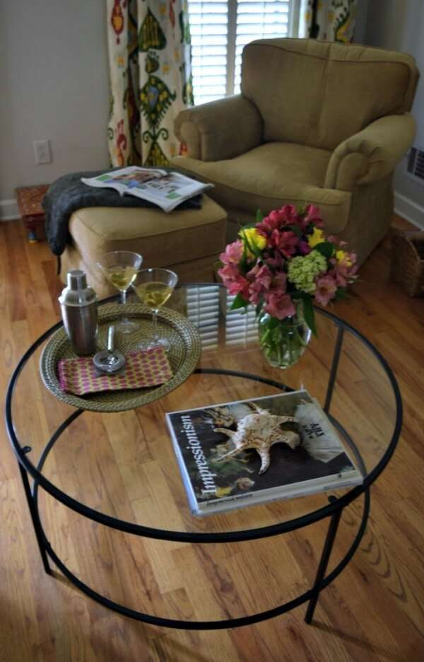 Check Out 2 Other Ways Ive Now Used This Coffee Table In Our Home And Leave Me A Comment Below Tell What Room You Are Working On