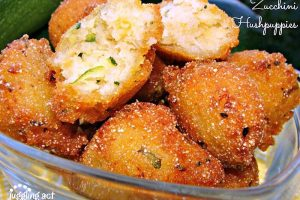 Zucchini Hushpuppies A Great Way to Hide Veggies