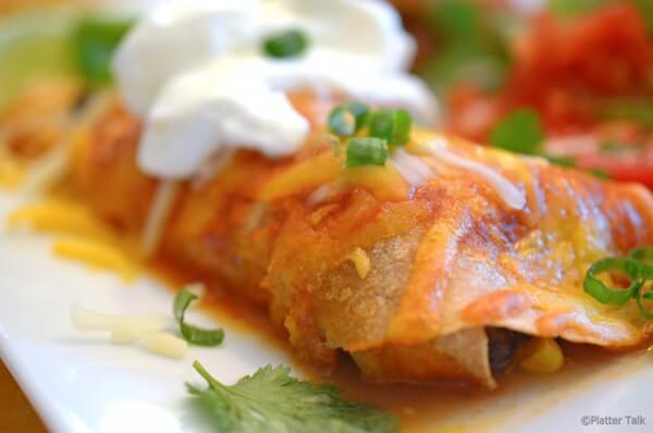 Steak-enchilada