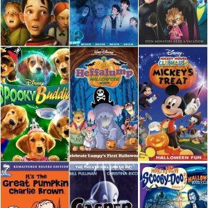 Best Kids Halloween Movies