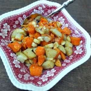 Roasted Vegetables - Miss Information