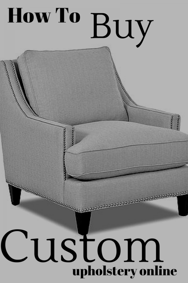 Here is how to buy custom upholstery online and take the fear out of getting the wrong thing.