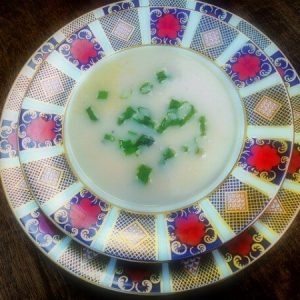Potato Leek Soup - Miss Information