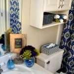 DIY Budget Bathroom Makeover