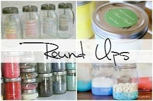 This is where you'll find craft ideas, DIY ideas, and recipe roundups available on the Miss Information website. Fantastic and easy DIY inspiration here!