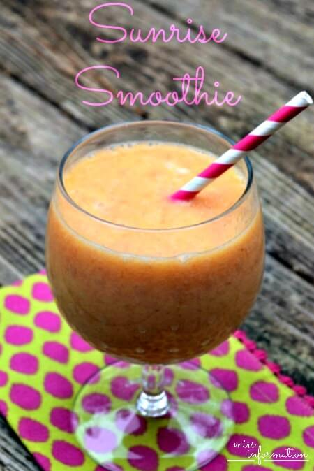 Find out how to counteract the bitterness in grapefruit and get this delicious smoothie recipe!