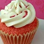 Pink Velvet Cupcakes & Free Valentine Printables