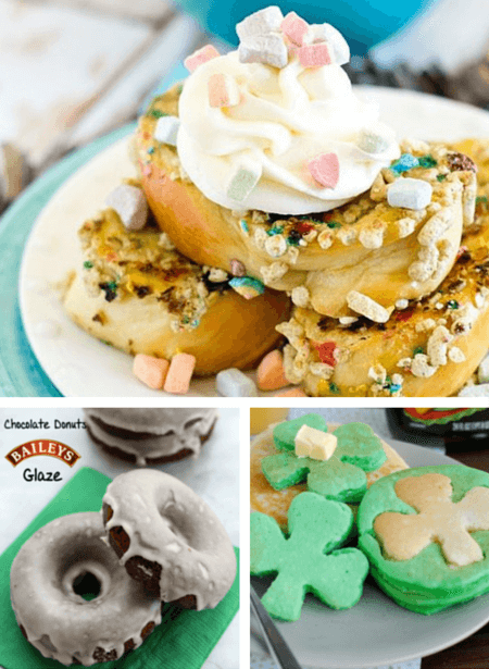 Start your St. Patrick's Day off right with one of theses delicious breakfast recipes!
