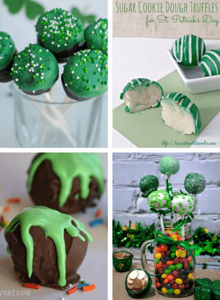 St. Patrick's Day Treat Recipes