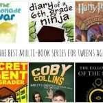 Best Book Series for Tweens