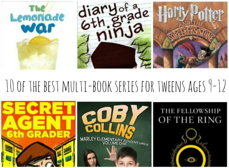 Best Books For Tweens Ages 9 12 Miss Information