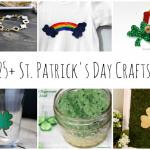 25+ St. Patrick's Day Crafts