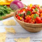 Easy Salsa Fresca