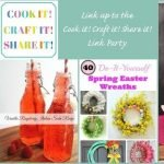 Cook it! Craft it! Share it! No.45