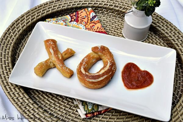 Easy Homemade Pretzels are a no brainer to make with this recipe and great to make with your kids!