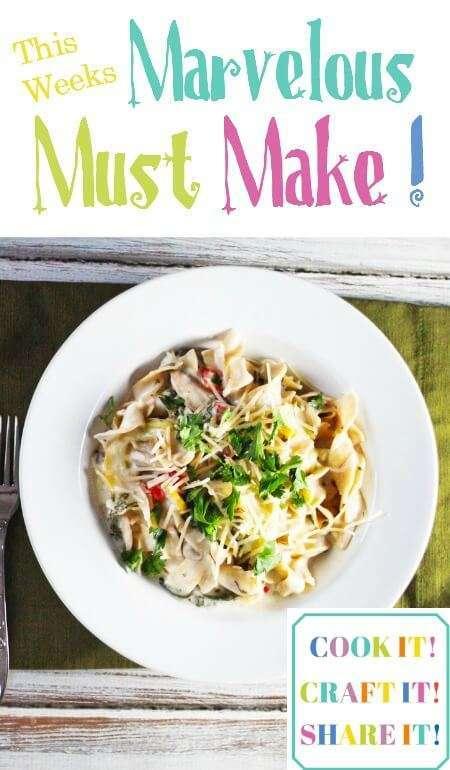 pasta must make