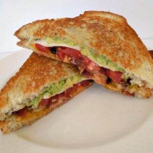 California Grilled Cheese Sandwich