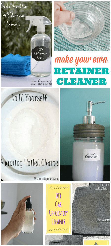 Love all natural cleaners? Have an appliance you aren't sure how to clean? This list is for you!