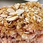 Apple Almond Coffee Cake
