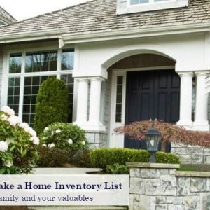 3 Easy Ways to Make a Home Inventory List