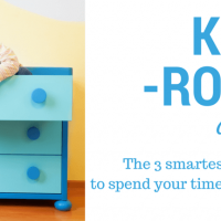 Ready to decorate your children's room? Here is great ideas and the 3 places to spend your time and money to get the best bang for your buck!