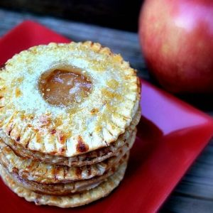 Apple Pie Cookies {Baked Apple Hand Pies}
