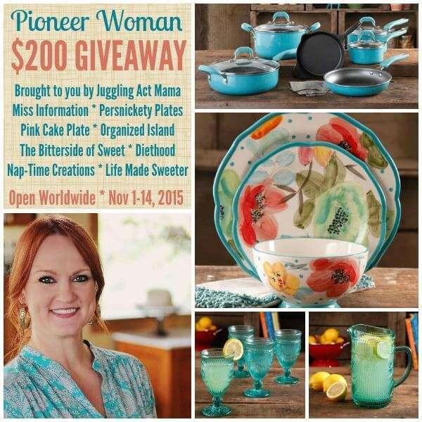 Pioneer Woman Giveaway no url (1)