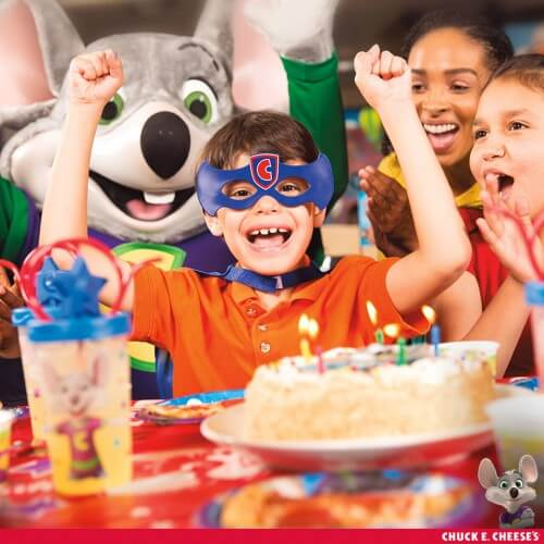 Easy birthday parties can be just as cost effective as having it at home with less stress for you and lots of fun for your kids