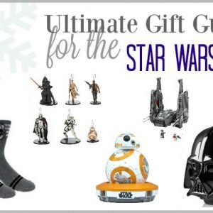 Holiday Gift Guide for Star Wars Fans - Star Wars Battlefront Game