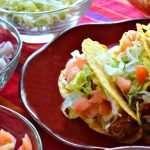 The Ultimate Taco Bar and My Secret Cheater Guacamole Recipe