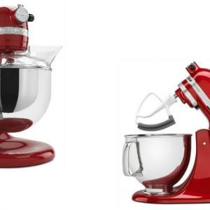 Tips for cleaning and maintaining your Kitchen aid mixer including how to fix a wire whip that has turned black
