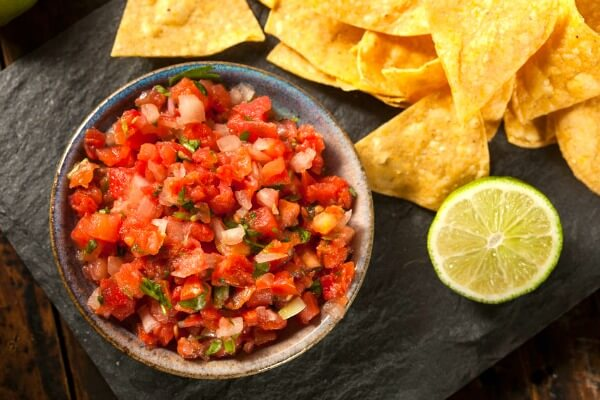 This authentic pico de gallo recipe was given to us by a friend from Mexico, it was his grandmothers and the secret ingredient is what makes it!